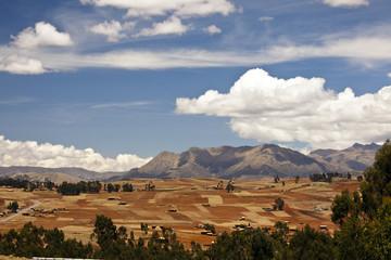 Perù, paesaggio mozzafiato