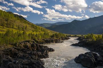Катунь, Алтай