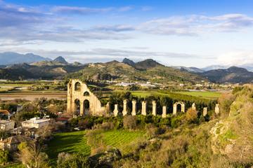 Ancient Aqueduct, Turkey