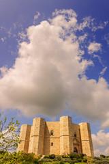 Parco Alta Murgia: Castel del Monte.- (Andria) ITALIA -