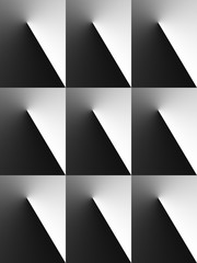 abstract black and white background illustration