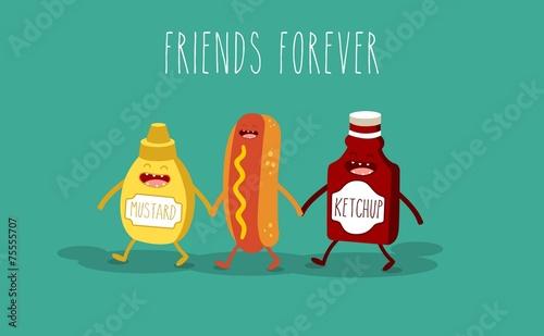 Hot dog - 75555707