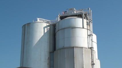 Silo, Storage Tanks, Farming