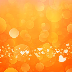 abstract valentine backgrounds with beauty bokeh for your design