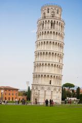 Leading Tower, Pisa