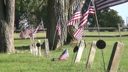 Cemetary, Graveyards, Tombs, Tombstones, Veterans