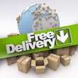International free delivery