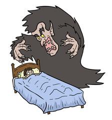 Horror sleep