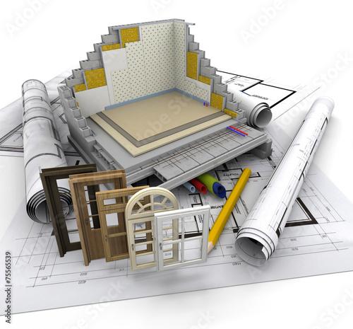 Construction details - 75565539
