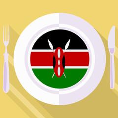 kitchen of Kenya