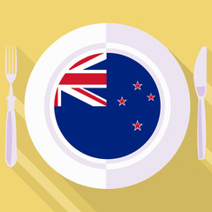 kitchen of New Zealand