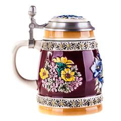 German beer mug