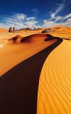 Fototapeta Sahara Desert, Algeria