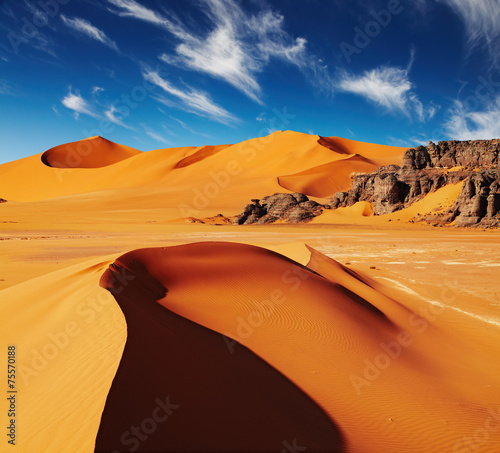 Sahara Desert, Algeria - 75570188