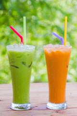Thai Ice Tea milk
