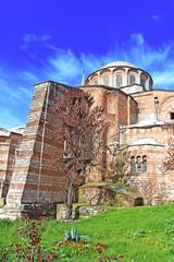Church of the Holy Savior in Chora, Istanbul, Turkey