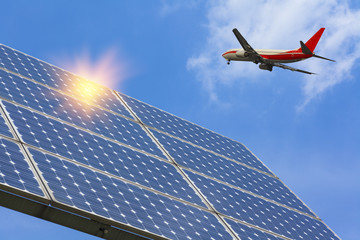 Photovoltaic and aircraft