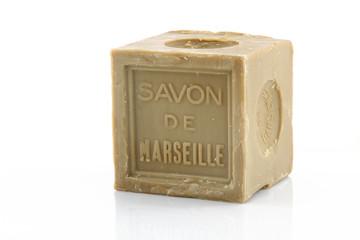 Savon de Marseille isolé