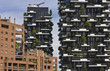 Bosco Verticale (Vertical Forest) Architectural detail, Milan - 75574110