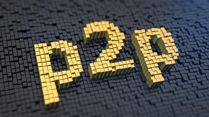 p2p cubics