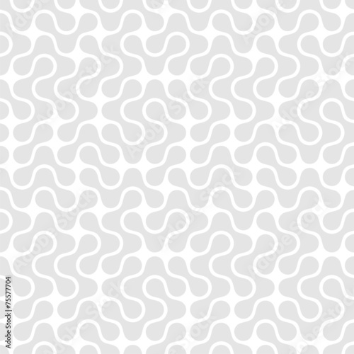 Geometric seamless pattern. Vector illustration - 75577704