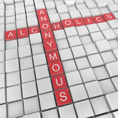 Alcoholics Anonymous AA