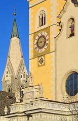 Duomo Bressanone e Battistero di San Giovanni Battista