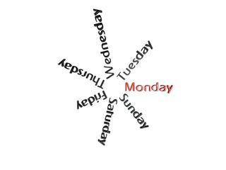 Semana Monday