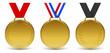 Médailles vectorielles 2 - 75580342