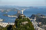 Fototapety Rio de janeiro - Corcovado