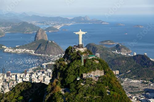 Poster Rio de janeiro - Corcovado
