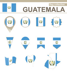Guatemala Flag Collection