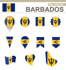 Barbados Flag Collection