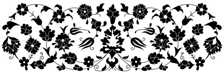 artistic ottoman pattern series fourty one