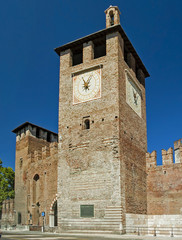 Fortification in Verona