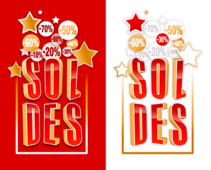 soldes red