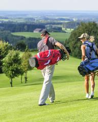 gemeinsam Golf spielen