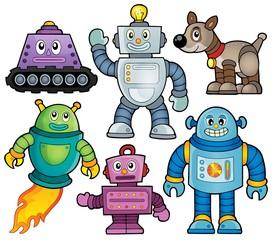 Robot theme collection 1