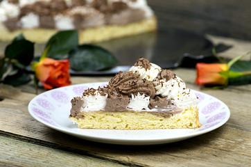 Parisian cake
