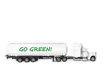 Go green, Konzept