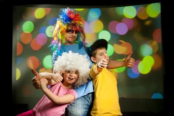 Disco children