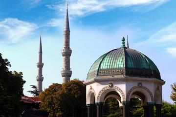 Немецкая беседка в Стамбуле