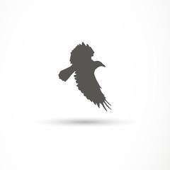 Vector Illustration of a Bird Icon