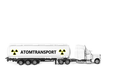 Atomtransport - Konzept