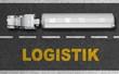Logistik LKW  Konzept
