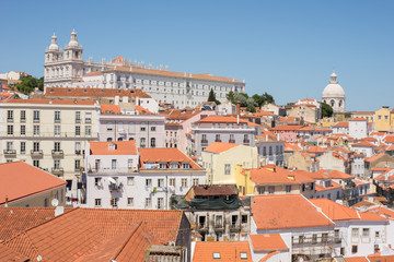 View of Alfama, Lisbon