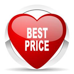 best price valentine icon