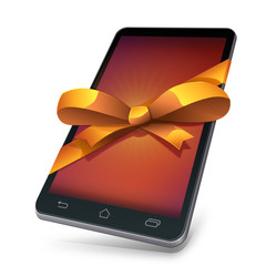 Mobile device as a gift