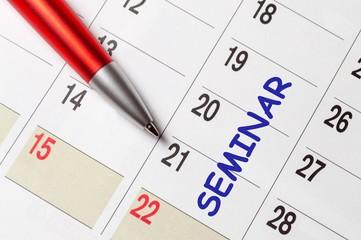 Kalender Seminar