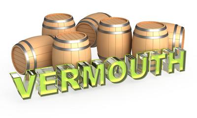 Vermouth cask
